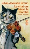 Le chat qui faisait la bombe
