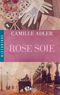 Rose soie