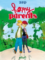 Happy parents