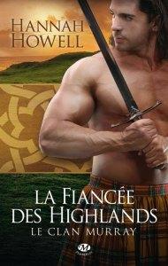 La fiancée des Highlands