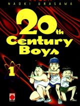 Challenge 5#1 – 20th Century Boys tome 1