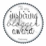 Very Inspiring Blogger's Award