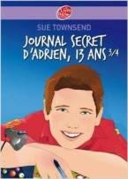 Journal secret d'Adrien, 13 ans 3/4
