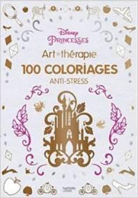 100 coloriages princesses Disney