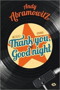 Thank you, goodnight