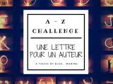 Challenge 5#2 : A à Z, une lettre pour unauteur
