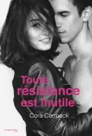 http://www.lamartinierejeunesse.fr/ouvrage/toute-resistance-est-inutile-cora-carmack/9782732478807