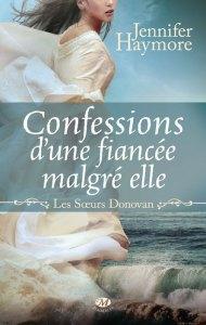 Confessions d'une fiancée malgré elle Les Soeurs Donovan 1