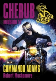 Cherub 17 Commando Adams