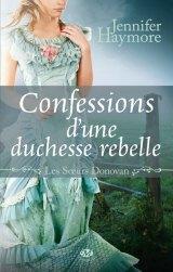 Challenge 6#1 – Confessions d'une duchesserebelle