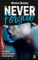 Never forgive
