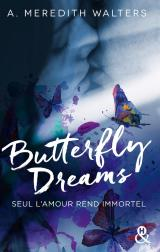 Butterfly Dreams − NetGalley
