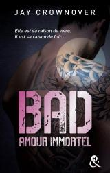 Bad, Amour immortel – NetGalley
