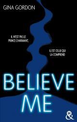 Believe me –NetGalley