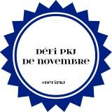 Défi PKJ : novembre2017