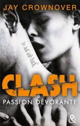 Clash 3 : Passion dévorante –NetGalley