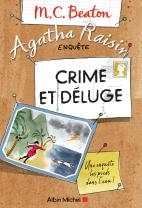 Agatha Raisin Crime et déluge