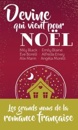 Devine qui vient pour Noël –NetGalley