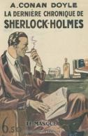 La dernière chronique de Sherlock Holmes