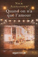 Quand on n'a que l'amour – NetGalley