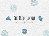 Défi PKJ : Janvier2019