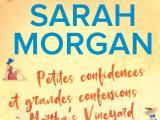 Petites confidences et grandes confessions à Martha's Vineyard –NetGalley