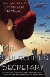 Maggie Hope Mystery Mr Churchill's Secretary