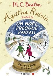 Agatha Raisin Un Noël presque parfait