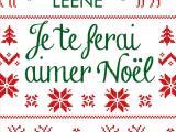 Je te ferai aimer Noël ! –NetGalley