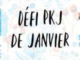 Défi PKJ : janvier2021