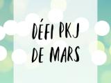 Défi PKJ : mars2021