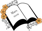 Lectures de mars2021